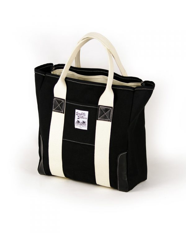 Canvas-Tote-Bag-Black